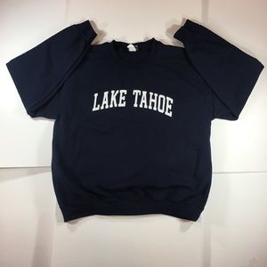 Lake Tahoe Pullover Sweatshirt